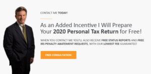 Tax Relief Savings